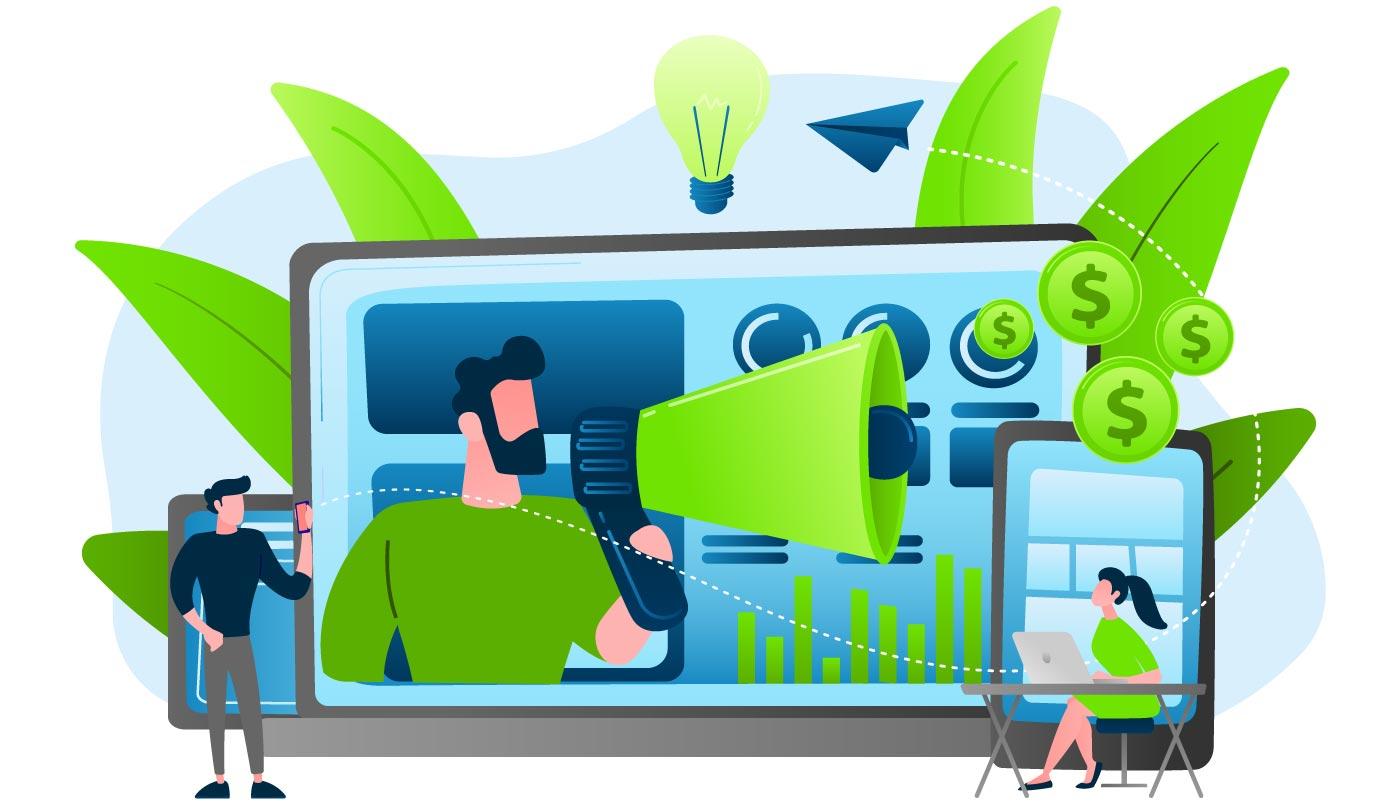 Logotipo do parque tecnológico de Santos