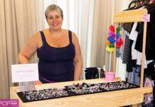 Socióloga larga a profissão para criar marca de bijuterias Plus Size