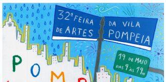 ARTE, CULTURA E ENTRETENIMENTO NA 32ª EDIÇÃO DA FEIRA DE ARTES DA VILA POMPÉIA