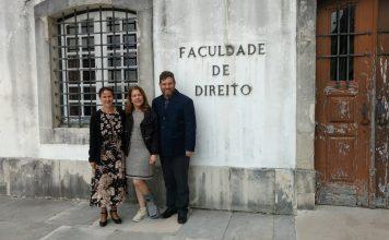 Faculdade Piaget firma parceria com Universidade de Coimbra