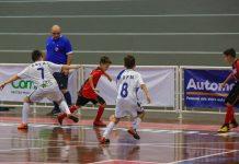Peneira de futsal para atletas de 9 a 17 anos
