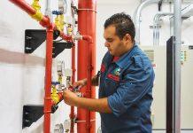 Como funciona a terceirização de bombeiro civil
