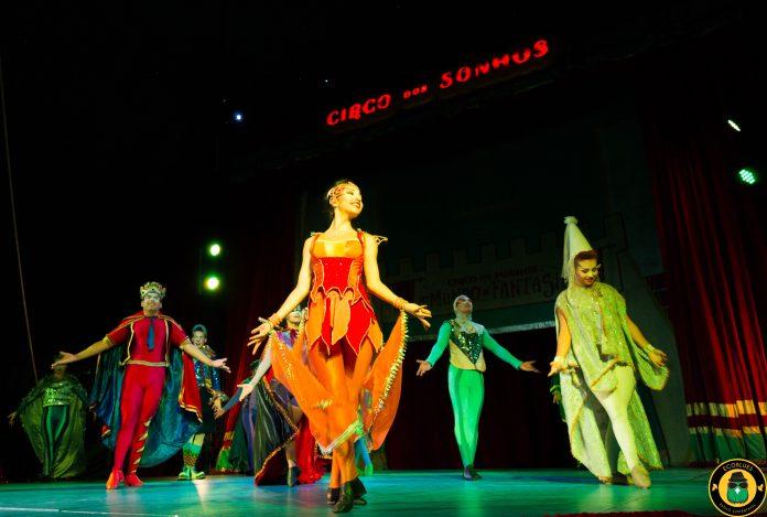 """SHOPPING METRÔ ITAQUERA RECEBE CURTA TEMPORADA DO ESPETÁCULO """"Circo dos Sonhos no Mundo da Fantasia"""""""