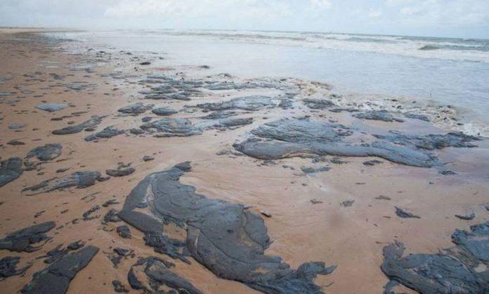O derramamento de petróleo no Nordeste e seus problemas