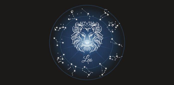 Signo do zodíaco leão