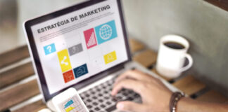 Planejamento de criação de site e marketing digital