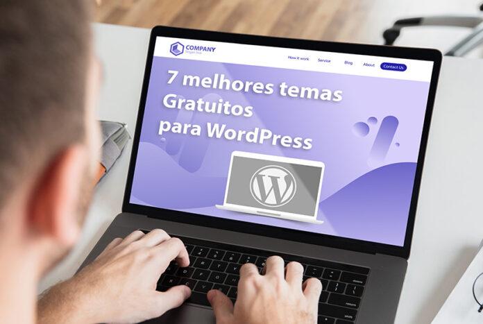 Sete melhores temas gratuitos para sites e blogs WordPress