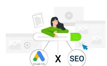 Devo investir em Otimização de site (SEO) ou Google Ads