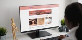 Portal divulga conteúdo voltado a profissionais e estudantes das áreas de beleza, saúde e bem-estar