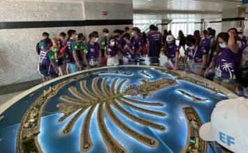 Com fronteiras abertas, Dubai recebe milhões de visitantes