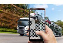 serviço que compara preços para transportes de veículos