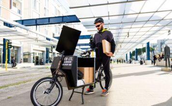 Bicicletas são a grande aposta para eficiência no transporte de carga pelo mundo